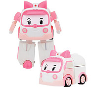 Shape-shifting Robot ABS for Kids Below 3 (4 Pcs) Puzzle Toy