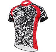 Tops(Rojo / Negro) - deFitness / Deportes recreativos / Ciclismo / Campo Traviesa / Esquí Fuera del Camino / triatlón / Running-