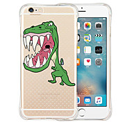 Don't Look At Me Soft Transparent Silicone Back Case for iPhone 6/6S (Assorted Colors)