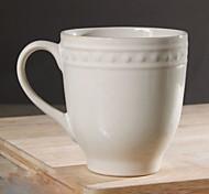 pintado a mano taza de cerámica taza de té de la taza de café que restaura maneras antiguas es la creadora de la personalidad amantes