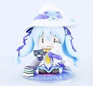 Vocaloid Hatsune Miku 14CM Figure Anime Azione Giocattoli di modello Doll Toy