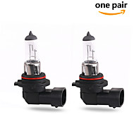 2 pcs GMY 55W 1095±15%lm 3000K Halogen Car Light HB4 9006 12V Clear