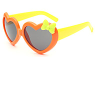 Kids Love Heart Bow Fashion Sunglasses (Random Color)