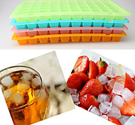 Cool Ice Cube Freeze Mold Maker Making Tray 60 Square Mould For Water Party