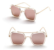 100% UV400 Wayfarer Fashion Mirrored sunglasses