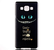Eye Pattern PC Phone Case For Samsung Galaxy A5 / A3 / A3(2016) /A5(2016) /A7(2016)