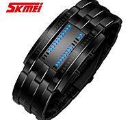 Han Edition Fashion Creative LED Men's Watch Wrist Watch Cool Watch Unique Watch