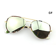 Sunglasses Men / Women / Unisex's Classic / Sports / Fashion Flyer Silver / Yellow / Red / Blue / Green Sunglasses / Sports Full-Rim