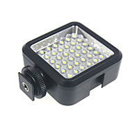 Professional 36 LED 4W 6400K White Lamp Fill Light for Gopro Hero 4 3+ 3 2 SJ4000 Sport Action Camera Camcorder