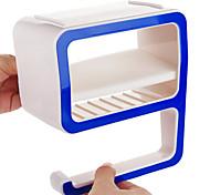 Toothbrush Mug Toilet / Bathtub / Shower Plastic Multi-function / Travel / Storage