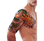 Check Out the Best Half Sleeve Tattoos for Men(2PCS)