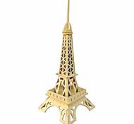 Пазлы 3D пазлы Деревянные пазлы Строительные блоки Игрушки своими руками Знаменитое здание Дерево
