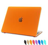 """матовый пластик жесткий полное покрытие кейс корпус для Macbook Air 11 """"/ 13"""" (ассорти цветов)"""