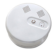 Wireless photoelectric smoke detectors