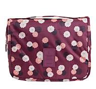 Fashion Portable Fabric Toiletry Bag/Travel Storage for Travel 24*19*10cm