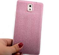 Glitter tpu Telefonkasten für Samsung Note 3/4/5 (verschiedene Farben)