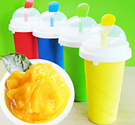 Ice Cream Slush & Shake Maker Slushy Milkshake Smoothie Cup Super Easy Ice Cream Machine Fruit Smoothie Cup Dazzle
