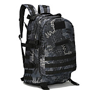Men's Tactical Bag Outdoor Backpack Shoulder Military Camouflage Backpack Sports