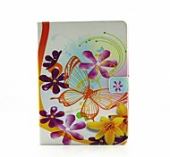 Personality Painted PU Leather Flip Shell Holster for iPad Air3 /iPad Pro Mini