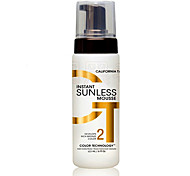 California Tan®Essential Instant Developer Sunless Mousse Tanning Quick Temporary Bronze for 1 Week 1Pc 110ml