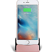support de bureau en métal pour iphone 6 / 6s / 6 plus / 6s, plus