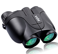 BIJIA 10X25 mm Binoculars Waterproof Generic Carrying Case Roof Prism High Definition General use Hunting Bird watching BAK4 Multi-coated