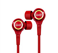 e-3lue iron man ep914 in-ear headdphones fio para smartphones