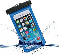 spiaggia d'estate multicolore impermeabile per iPhone comune per il iphone 4 / 4s / 5 / 5s / 5 se / 5c / 6 / 6S