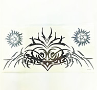 1 Pcs Waterproof Temporary Tattoo(33cm*13cm)