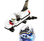 Dr Ship 6703, Le Brand Building Blocks Space Assembling Lego Twisted Egg Children'S Toys