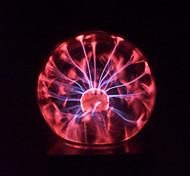 la magia de cristal bola de plasma esfera inglaterra 4 pulgadas bola mágica electrónica de manualidades, ornamentos del regalo de