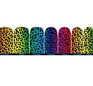 Nail Art Sticker  Makeup Cosmetic Nail Art Design
