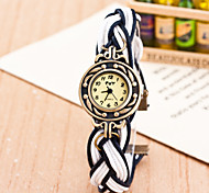 Women's Fashion Retro Bohemian Ethnic Woven Bracelet Watch Cool Watches Unique Watches