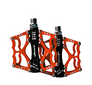 ACACIA® T6061 Aviation Aluminum Alloy Red MTB Bicycle Nail Pedals