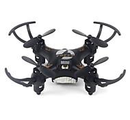 Dron FQ777 FQ777-951C 4 Canales 6 Ejes 2.4G Con Cámara Quadcopter RCModo De Control Directo / Vuelo Invertido De 360 Grados / Controle La
