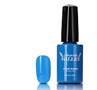 1Pcs UV Gel Nail Polish Long-Lasting Nail Gel Soak-off LED Lamp Fingertip Ballet Gel Polish 12ML 41-50 Colors