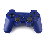 Rechargeable USB Wireless Controller for Playstation 3/PS3 (Blue)
