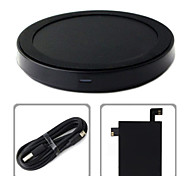 Type-C Qi Wireless Charger Charging Mat Pad + Receiver Sticker With NFC For LG V10