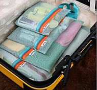 Travel Travel Bag / Luggage Organizer / Packing Organizer Travel Storage / Luggage Accessory Net Fabric