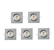 Luci a sospensione / Luci da soffitto / Luci a pannello 1 LED ad alta intesità MORSEN Modifica per attacco al soffitto 3WIntensità
