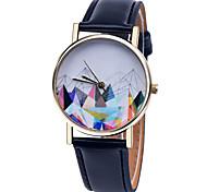 marca mágica novo senhoras moda relógios de ouro mulheres geométrica rrhombic montanha estudante gama assistir feminino