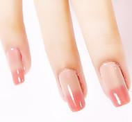 Ekbas Pink Color Gradient Nail Glue 16ML Nail Polish