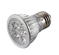 Focos LED Regulable / Decorativa YouOKLight R63 E26/E27 4W 4 LED de Alta Potencia 400 LM Blanco Cálido / Blanco FrescoAC 100-240 / AC