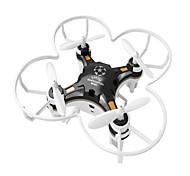 Drohne FQ777 FQ777-124 4 Kan?le 6 Achsen 2.4G - Ferngesteuerter QuadrocopterEin Schlüssel Für Die Rückkehr / Kopfloser Modus /