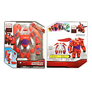 Beast Corps To Light Fat Removable Deformation Armor Doll Red