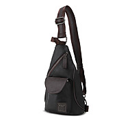 Pockets Shoulder Bag Messenger Backpack Outdoor Sports