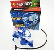 Ninja Flying Feet Gyro With Lights