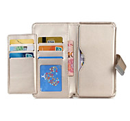Multi-function Wallet Case For Huawei P8/G610/G606/Honor 6/P7/G7/P8 Lite/4C/Y625/G716