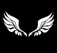 pegatinas de coches para espejo retrovisor con alas de ángel