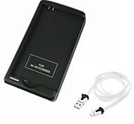 ismartdigi N9000 Battery Charger+USB Cable for Samsung N9000/Note 3 HTC and other Mobile Devices